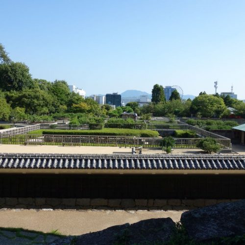 Matsuyama Historical Garden