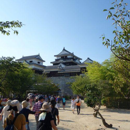 Matsuyama Castle #3