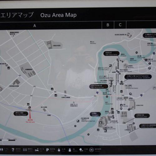 Sehenswürdigkeiten Ōzu