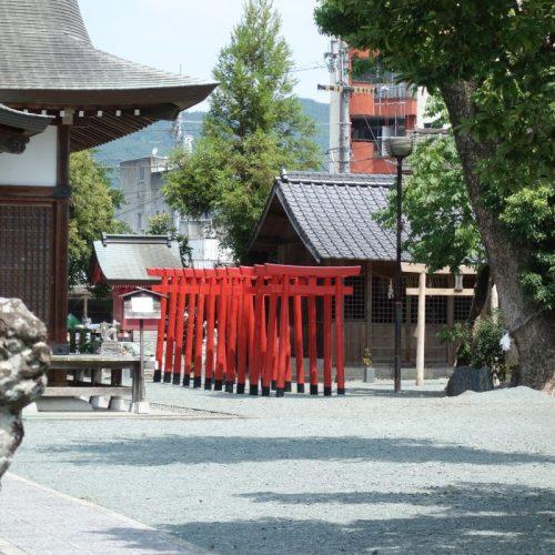Schrein in Ōzu