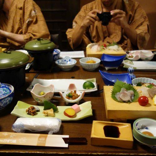 Kaiseki Abendessen #1
