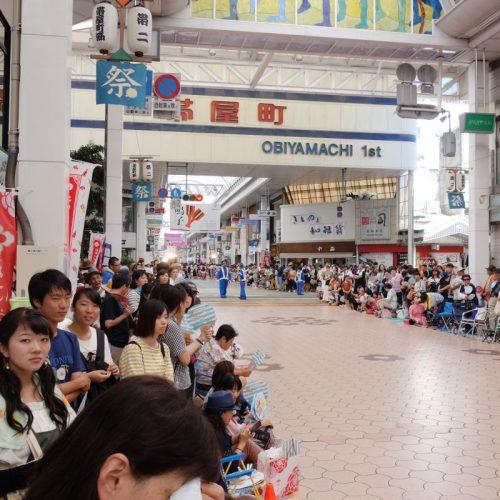 Obiyamachi Einkaufspassage #2