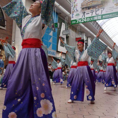Yosakai Tanzgruppe in der Parade #22
