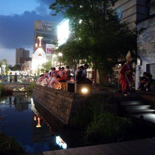 Kōchi bei Nacht #1