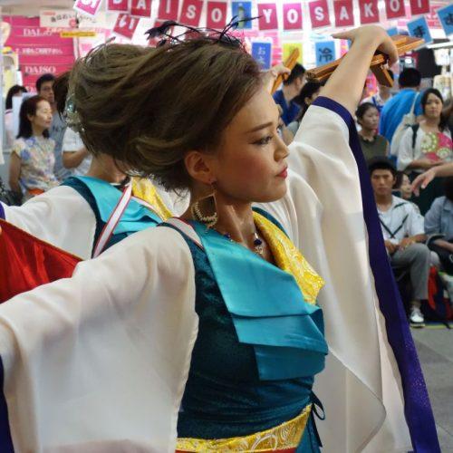 Yosakai Tanzgruppe in der Parade #47