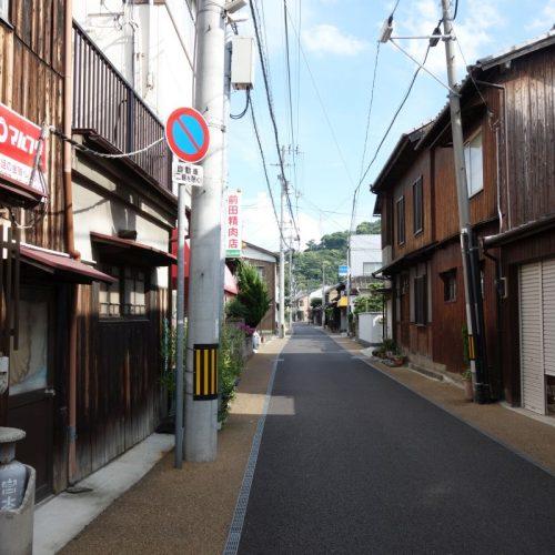 Utazus Straßen, klein aber fein