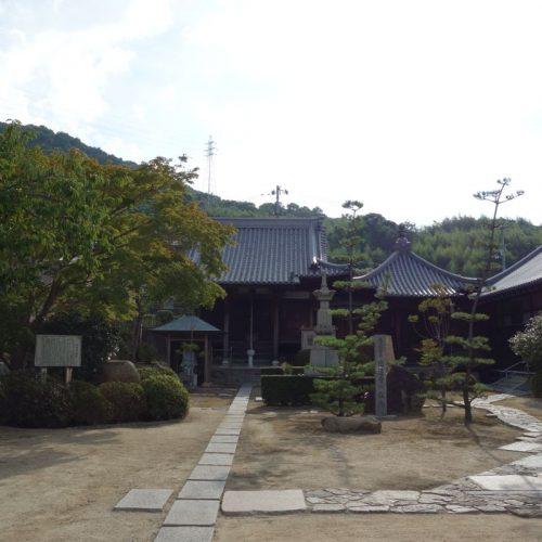 Tempelbesichtung in Utazu #18