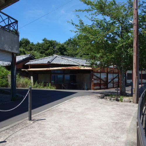 Verlassenes Hotel auf dem Berg Yashima #2