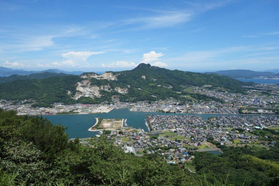 Ausblick vom Yashima #1