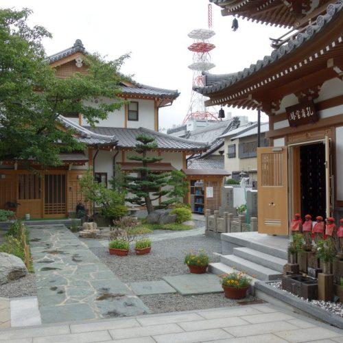 Tempeltour Tokushima #5