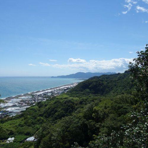 Ausblick von der Nihondaira Seilbahn #3