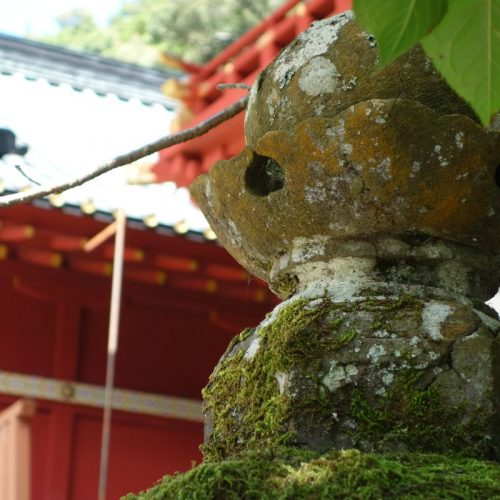Kunozan Toshogu Schrein #8