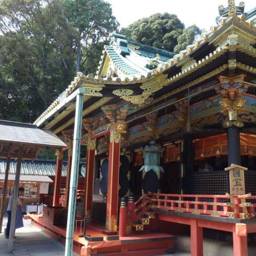 Kunozan Toshogu Schrein #17