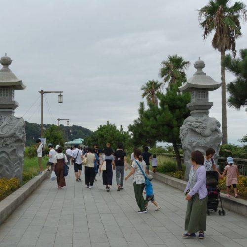 Brücke nach Enoshima #1