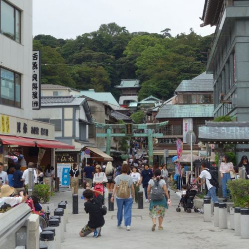 Enoshima Sightseeing #1