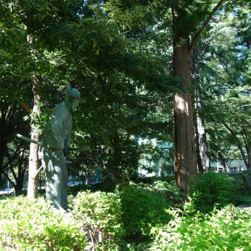Shinjuku Central Park #6