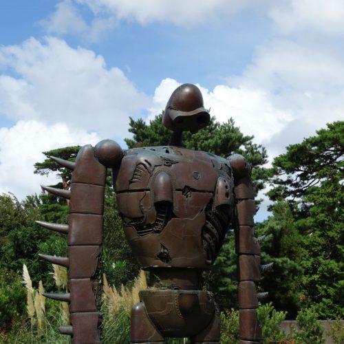 Roboter aus Laputa - das Schloss im Himmel #2