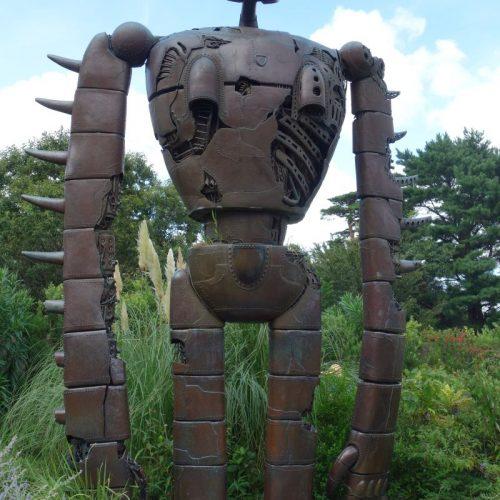 Roboter aus Laputa - das Schloss im Himmel #1