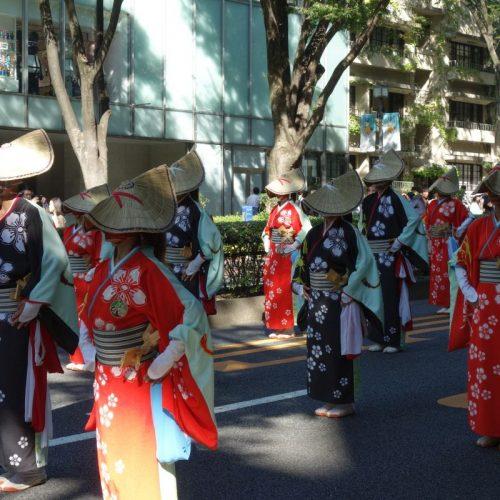 Super Yosakoi Parade #61