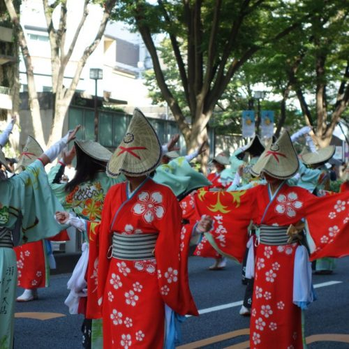 Super Yosakoi Parade #62