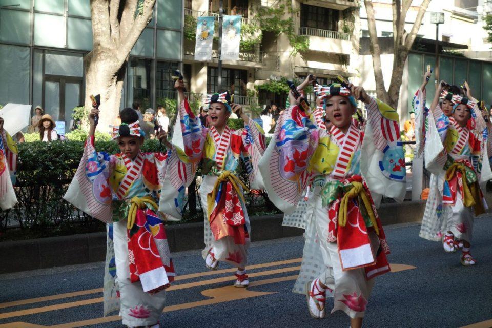 Super Yosakoi Parade #74