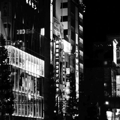 Akihabara bei Nacht #3