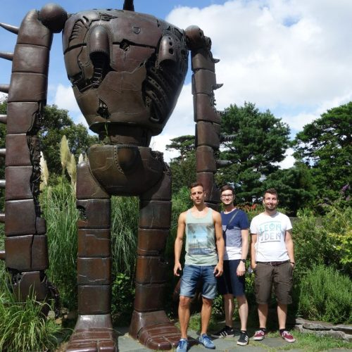Roboter aus Laputa - das Schloss im Himmel #3