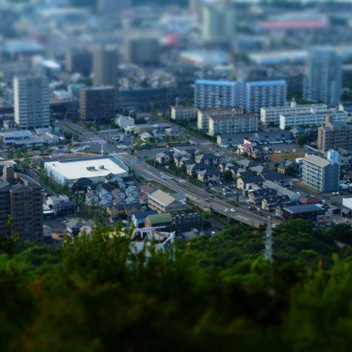 Aussicht vom Aonoyama #2